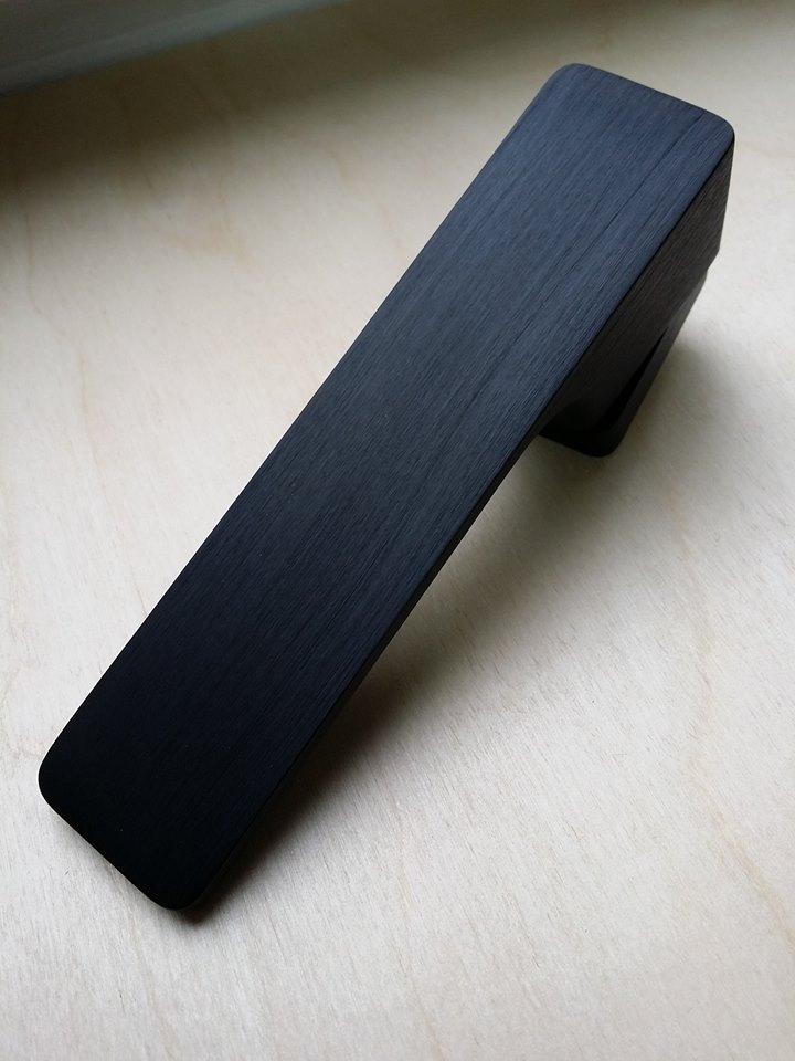 Minimal Cr-K czarny chrom