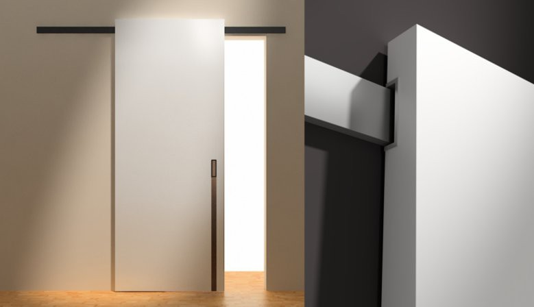 System for sliding doors MINIMA